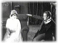 Vera Karalli and Vitold Polonsky in AFTER DEATH (1915)