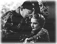 Nils Asther and Barbara Stanwyck in THE BITTER TEA OF GENERAL YEN (1933)