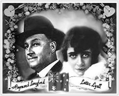 Raymond Longford and Lottie Lyell