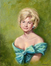 Portrait of a Lady c.1969